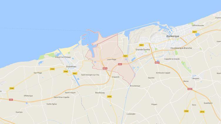 Loon-Plage est situé près deDunkerque, dans le département duNord. (RADIO FRANCE)