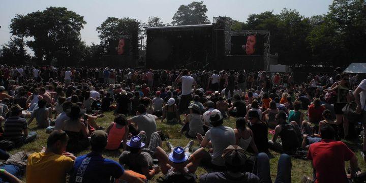 Les spectateurs ont profité des concerts  (Clément Martel / Culturebox)