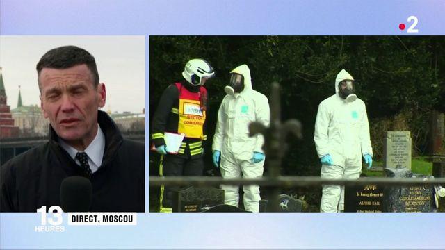 Diplomatie : l'empoisonnement d'un ex-espion russe trouble les relations entre Londres et Moscou