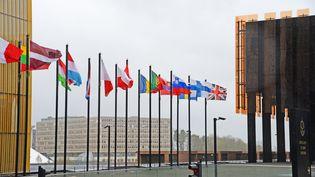 Le parquet européen sera baséà Luxembourg, oùsiègedéjàla Cour de justice de l'UE (WINFRIED ROTHERMEL / MAXPPP)