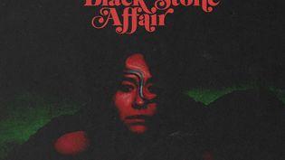 "La pochette de la BO ""The Black Stone Affair"" parWhatitdo Archive Group (Record Kicks)"