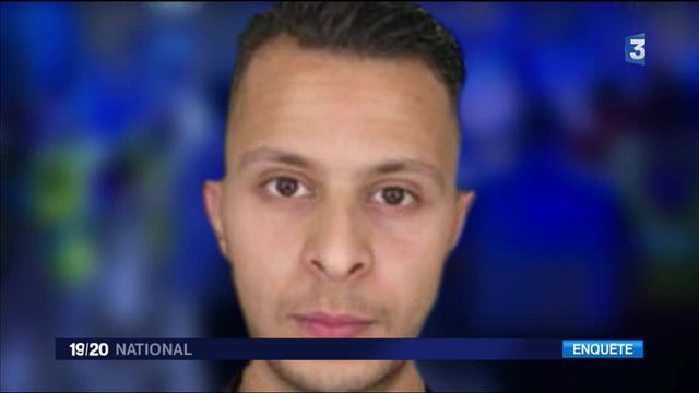 La parcours de Salah Abdeslam un des auteurs des attentats de Paris