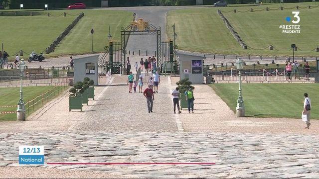 Oise : le château de Chantilly retrouve ses visiteurs