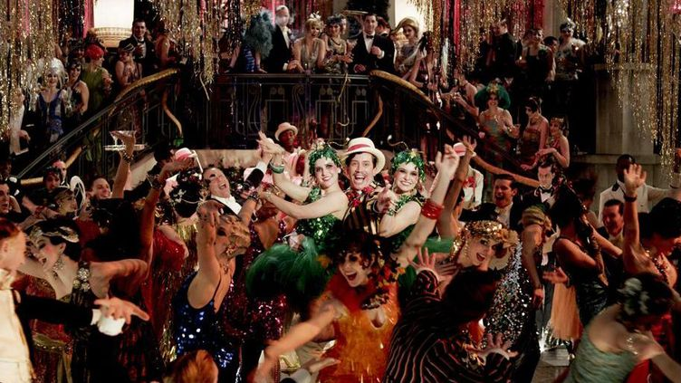 """Gatsby le magnifique"" de Baz Luhrman  (Warner Bros.)"