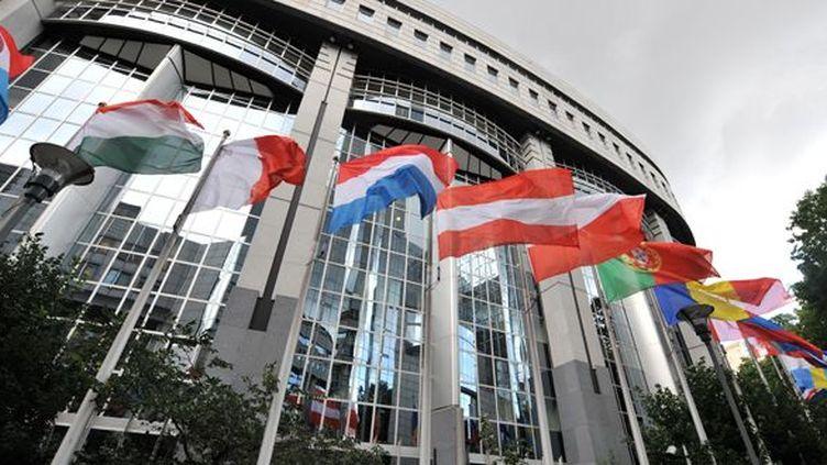 Le Parlement européen de Bruxelles.  (Georges Gobet / AFP)