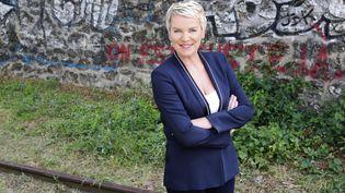 """La présentatrice d'""""Envoyé Spécial"""", Elisabeth Lucet. (FRANCE 2)"""