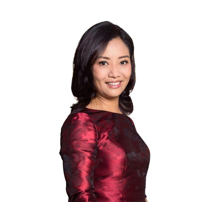 La créatrice Guo Pei  (DR)