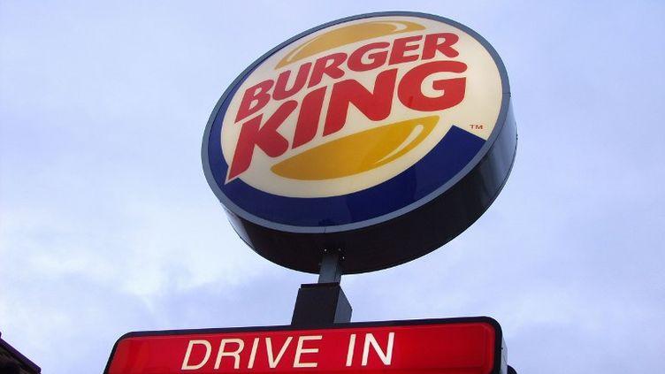 Le premier restaurant Burger King ouvrira à l'aéroport de Marseille, a annoncé le groupe Autogrill le 29 novembre 2012. (EBERHARD GRAMES / BILDERBERG / AFP)