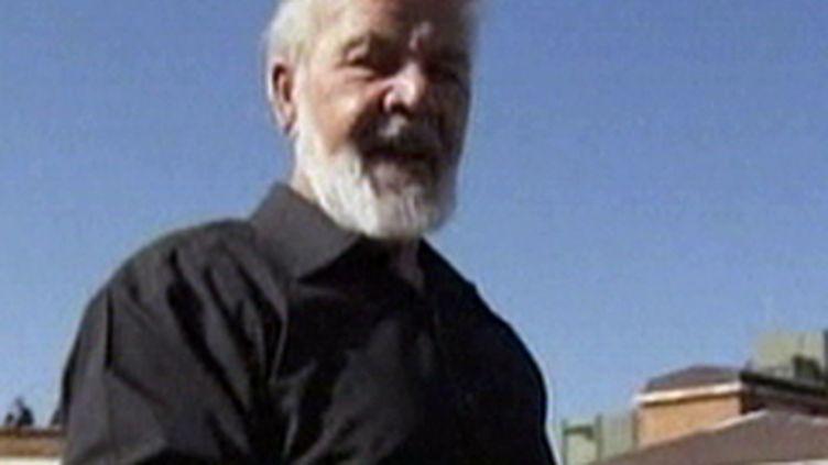 L'extrémiste de droite sud-africain Eugene Terre' Blanche (France 3)