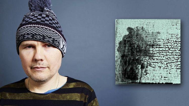 """""""Monuments o an Elegy"""", Billy Corgan des Smashing Pumpkins  (Dan Hallman/AP/SIPA)"""