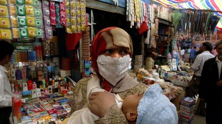 Le grand bazar. (REUTERS/Andrew Wong)