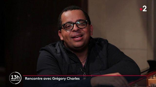 "Musique : Grégory Charles, le ""jukebox humain"""