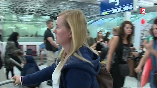 Grève à Air France : inquiètude des passagers