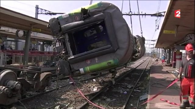 Brétigny : la SNCF remet en cause le rapport des experts