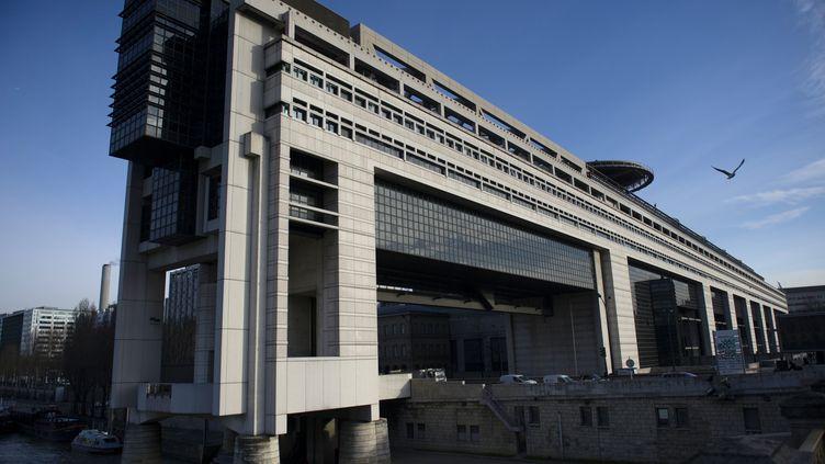 15 mars 2013 - le ministère de l'Economie et des Finances à Paris (FRED DUFOUR / AFP)