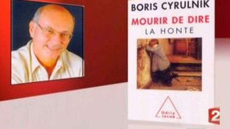 """Mourir de dire :  la honte"", sortie du nouveau livre de Boris Cyrulnik  (Culturebox)"