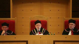 Cour suprême polonaise , 2007 (WOJTEK RADWANSKI / AFP)
