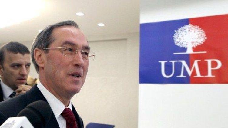 Claude Guéant (24 janvier 2012) (JACQUES DEMARTHON / AFP)