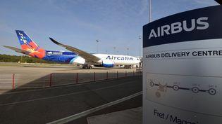 Les avions civils pourront être exportés aux États-Unis au prix majoré de 10%. Photo d'illustration. (PASCAL PAVANI / AFP)