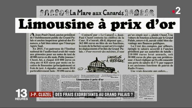L'ex-patron du Grand palais accusé d'avoir dépensé 400 000 euros en frais de déplacement