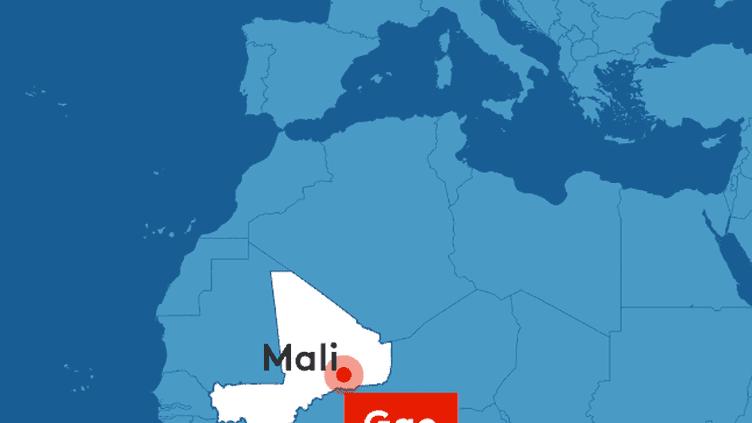 La ville de Gao au Mali. (FRANCEINFO / RADIOFRANCE)