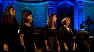 Le choeur Britten àChamalières-sur-Loire  (France 3 Culturebox)