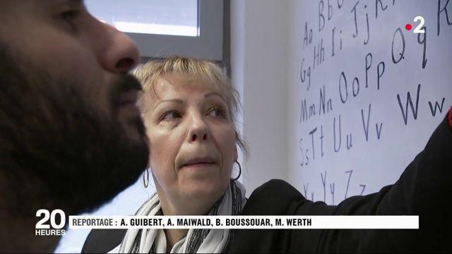 Allemagne : des emplois pour les migrants ?