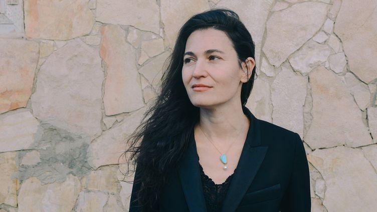 La romancière américaine Nicole Krauss, 2021 (GONI RISKIN)