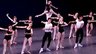 Le New York City Ballet emmené par Robert Fairchild  (France 3 / Culturebox)