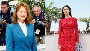 (Entre Léa Seydoux et Monica Bellucci, Daniel Craig sera bien entouré © Maxppp)