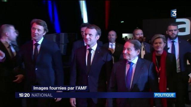 Congrès des maires : entre les sifflets et la Marseillaise