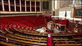 Assemblée Nationale (CAPTURE D'ÉCRAN FRANCE 3)