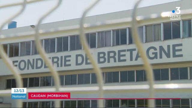 Renault : soulagement pour les salariés de la Fonderie de Bretagne