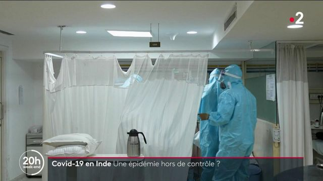 Inde : après une accalmie, l'épidémie de Covid-19 explose