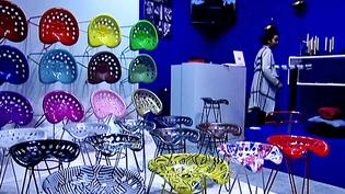 """Tous les créateurs sont réunis au Salon """"Maison et Objet"""" de Villepinte  (France 3 / Culturebox)"""