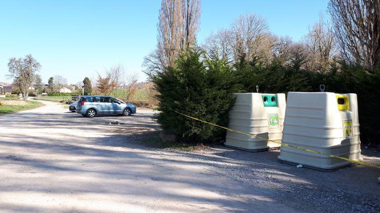 Un ancien agent de la DGSE a été retrouvé mort sur un parking de Ballaison (Haute-Savoie), jeudi 21 mars 2019. (MAXPPP)