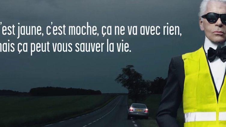 Dans le rétro : le 1er octobre 2008, le gilet jaune devenait obligatoire dans chaque véhicule  (France 2)