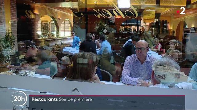 Déconfinement : les restaurants peuvent de nouveau accueillir des clients en intérieur