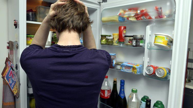 (L'anorexie et la boulimie touchent 5 à 10% de la population française selon l'Inserm © MaxPPP)
