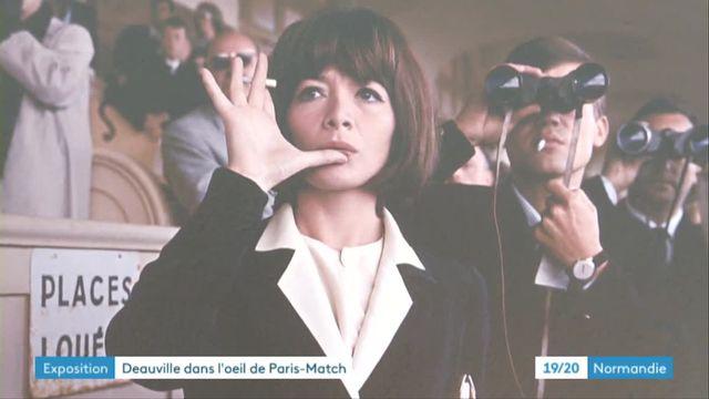 """Exposition """"Deauville dans l'oeil de Paris Match"""""""