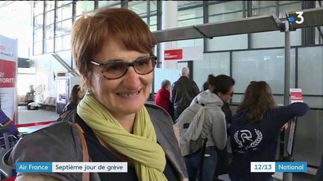 Grève chez Air France : la direction fait un geste envers les salariés