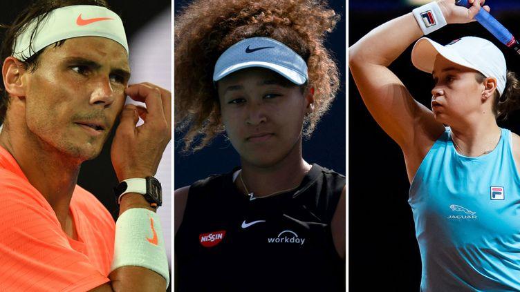 Naomi Osaka a beaucoup fait parler d'elle avant Roland-Garros au sujet de sa non-volonté de faire face aux médias. (AFP)