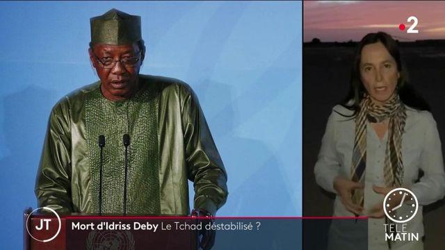 Mort d'Idriss Deby : le Tchad, un allié crucial de la France au Sahel