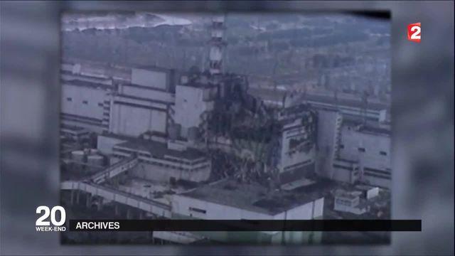 Tchernobyl : les ravages, 30 ans après la catastrophe