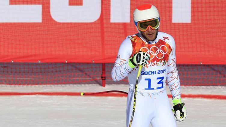 Le skieur américain Bode Miller