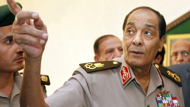 Marschall Hussein Tantaoui am 13. September 2011. Er sorgte beim Sturz von Hosni Mubarak für den Übergang.  (AMR-NABIL / POOL)
