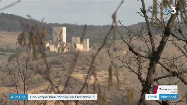 Municipales : vers une vague bleu Marine en Occitanie ?