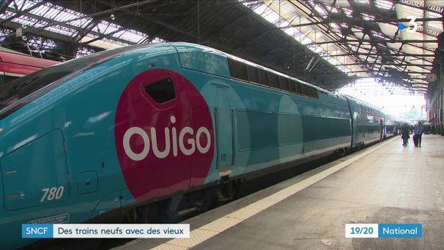 SNCF : les trains low cost, ou comment faire du neuf avec du vieux
