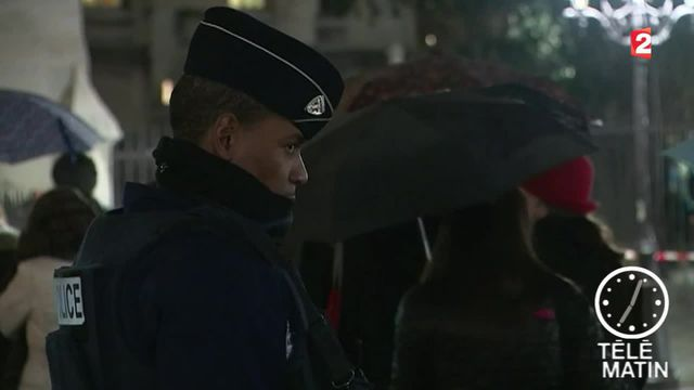 VIDEO. Etat d'urgence : les forces de l'ordre sont au bord du burn-out