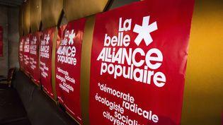 Les candidats à la primaire de gauche ont jusqu'au 15 décembre pour postuler. (CHRISTOPHE MORIN / MAXPPP)